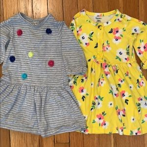 Two Dresses from Carter's